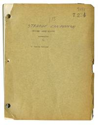 [Inner Sanctum] Strange Confession (Original screenplay for the 1945 film)