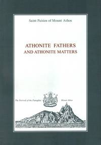 image of Athonite Fathers and Athonite Matters