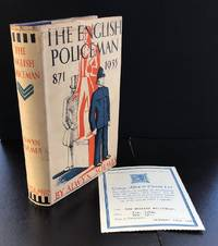 The English Policeman 871 - 1935 : With The Scarce Wrapper : The Publisher's Review Copy