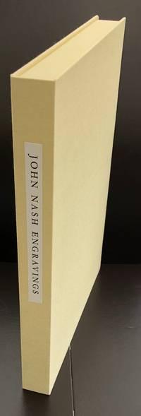 John Nash – Twenty One Wood Engravings : One of 12 Special Copies on Vellum