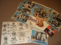 Presskit for H P Lovecraft's Classic Tale of Terror and the Supernatural -THE DUNWICH HORROR - Movie Poster, Lobby Cards ( 8 cards ), Press Book for the 1970 Film Starring Sandra Dee, dean Stockwell, Ed Begley, Lloyd Bochner