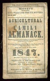image of Agricultural and Family Almanack... For the Year of Our Lord 1847
