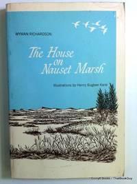 House on Nauset Marsh