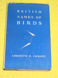 British Names of Birds