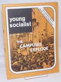 Young socialist, volume 11, number 4  (January 1968)