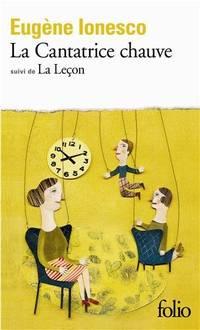 La cantatrice chauve/La lecon (Folio)