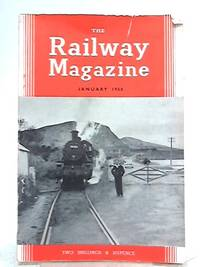 The Railway Magazine January 1958 by B. W. C. Cooke - Paperback - 1958 - from World of Rare Books (SKU: 1554709292FLO)