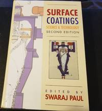 Surface Coatings Science and Technology, 2nd Edition