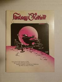 FANTASY REVIEW: THE LITERARY JOURNAL OF FANTASY & SCIENCE FICTION JUNE 1987 VOL. 10 NO. 5,  #102