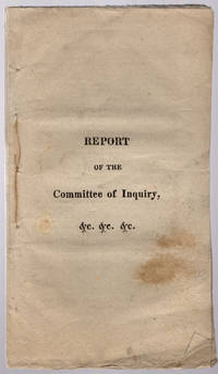 [drop-title] Report of the committee appointed to investigate the official conduct of Thomas Sergeant, Secretary of the Commonwealth.