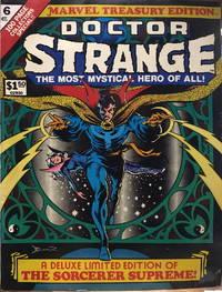 Doctor Strange (Marvel Treasury Edition Volume 1 Number 6)