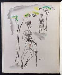 Divagations Erotiques (Lettered Copy)