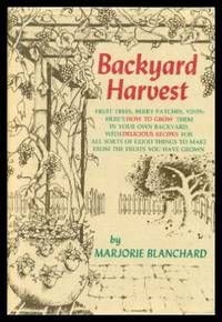image of BACKYARD HARVEST
