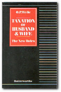 Taxation of Husband and Wife - the New Rules