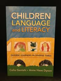 image of Children, Language, and Literacy; Diverse Learners in Diverse Times