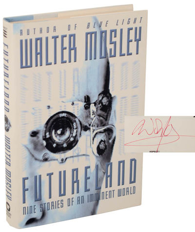 New York: Warner Books, 2001. First edition. Hardcover. A collection of interconnected stories set i...