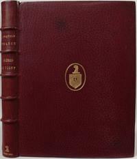 Alfred de Vigny. Edition revue et corrigée par l'auteur, décorée d'un portrait d'Anatole France par Antoine Bourdelle et de compositions dessinées et gravées sur bois par J.-L. Perrichon.