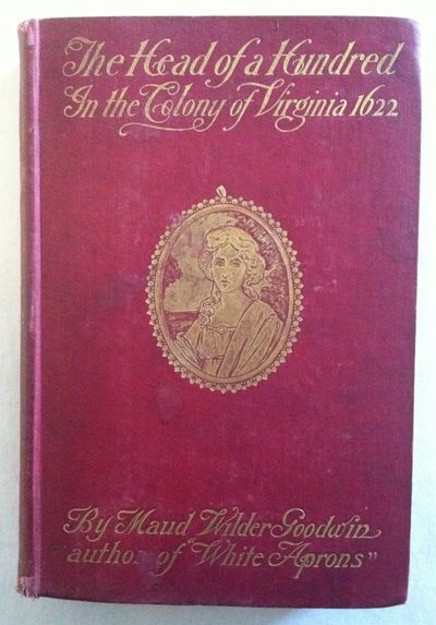 Boston: Little, Brown & Co, 1900. First edition. First edition. 8vo. Red gilt cloth. Color frontispi...