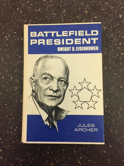 New York: Messner, 1967. Third Printing. Hardcover. Octavo; VG; Library Binding; White spine with bl...