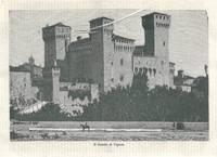 Il castello di Vignola.