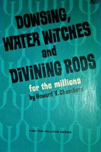 Water Divining /& Dowsing Witching Rods Secret Methods N7 31 Rare Books on USB