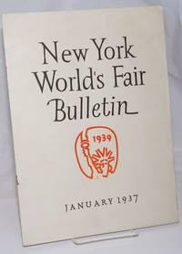 image of New York World's Fair Bulletin. Volume 1 no. 4, January 1937