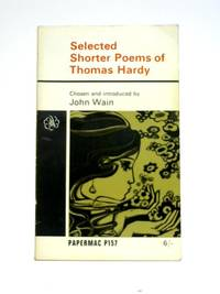 image of Selected Shorter Poems Of Thomas Hardy