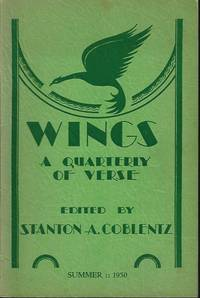 image of WINGS; A Quarterly of Verse Summer 1950