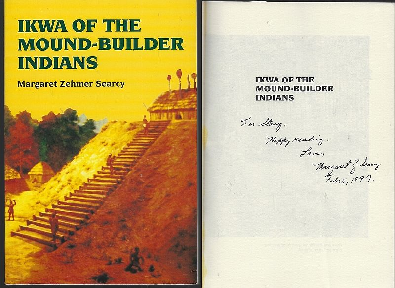 Image for IKWA OF THE MOUND-BUILDER INDIANS