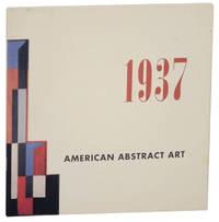 1937 American Abstract Art