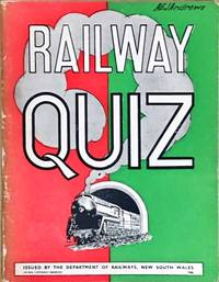 Railway Quiz / issued by the Department of Railways, New South Wales.
