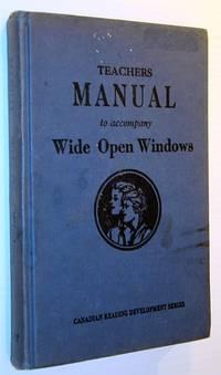Teachers Manual to Accompany Wide Open Windows