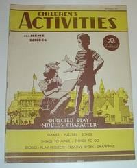 Children's Activities for Home and School, September 1947