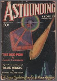 [Pulp magazine]: Astounding Stories - November 1935, Volume XVI, Number 3