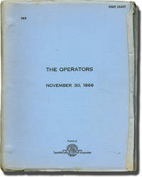 image of The Operators (Original screenplay for an unproduced film)