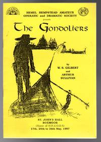 The Gondoliers (THEATRE PROGRAMME)
