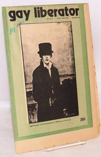 image of Gay Liberator [aka Detroit Gay liberator] vol. 1, #44, April-May 1975
