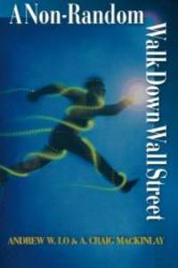 A Non-Random Walk Down Wall Street by Andrew W. Lo - Paperback - 2002-07-07 - from Books Express (SKU: 0691092567n)