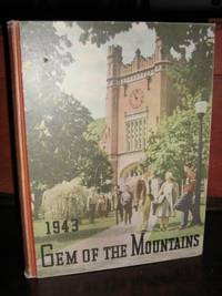 The 1943 Gem Of the Mountains by University of Idaho - 1st Edition - 1943 - from Brass DolphinBooks and Biblio.com