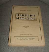 image of Harper's Magazine for August 1905