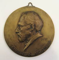 Medallion of Christian Bäumler