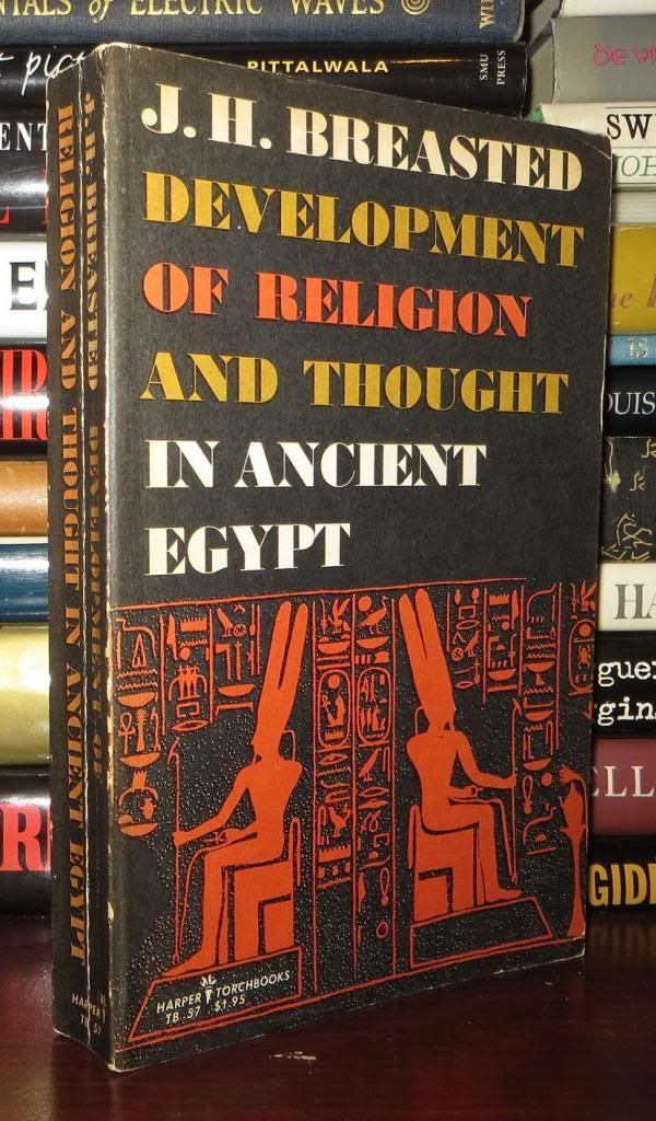 development of religion and thought in ancient egypt pdf