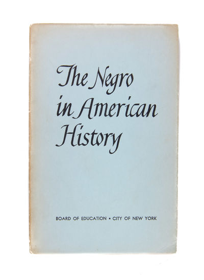 The Negro in American History.