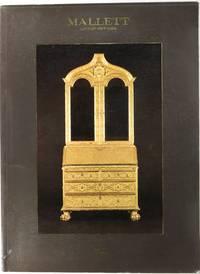 image of Mallett 2003 Catalogue: London, New York