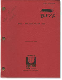 McHale's Navy Joins the Air Force (Original screenplay for the 1965 film)