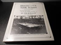 "image of History of U.S. Table Tennis Volume 1: 1928-1939 ""The Formative Years - If only the public CanSee.."""