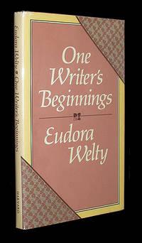 Eudora Welty One Writer Beginnings Essay