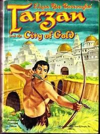 image of Tarzan and the City of Gold (Series: Tarzan.)