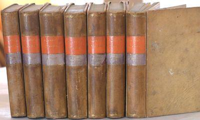 6 In 7 Bänden. Pappbde. D. Zt. Mit Je Rückenschildern. Goed. IV/1, 694,  32; Schulte Strathaus 164, 16.   Erste Gesamtausgabe. Die Bände I III ...