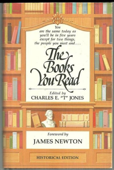 BOOKS YOU READ Historical Edition, Jones, Charles T. editor